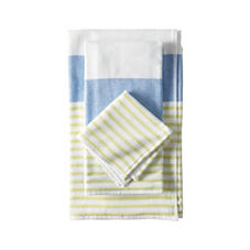 Fouta Bath Towels - Ultramarine