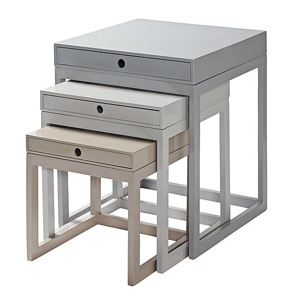 Bryn alexandra january 2013 grey melrose nesting tables 385 watchthetrailerfo