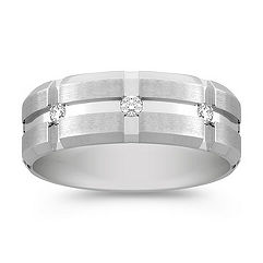 Minneapolis Men's wedding ring