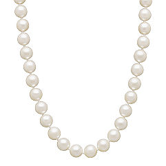 6mm Cultured Akoya Pearl Strand (18 in.)