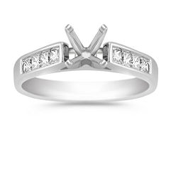 Channel-Set Ring Style