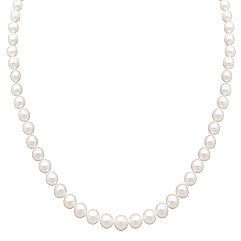 4-7mm Graduated Cultured Freshwater Pearl Strand (18)