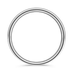 Platinum Comfort Fit Wedding Band (5.5mm)