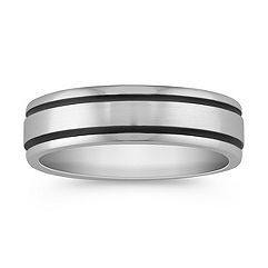 Engraved Men's Band (6mm)
