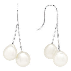 9mm Cultured South Sea Pearl Earrings