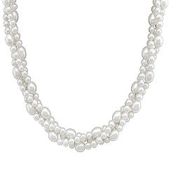 4 - 7.5mm Cultured Freshwater Pearl Strand (18)