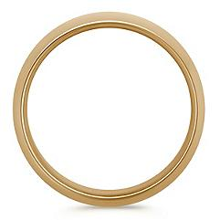 14k Yellow Gold Comfort Fit Ring (8mm)