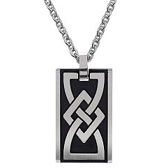 Stainless Steel Necklace (22 in.)