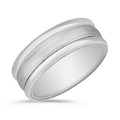 Cobalt Comfort Fit Ring (8mm)