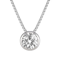 Round Diamond Pendant (20)