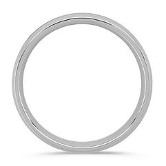 Platinum Comfort-Fit Ring (6mm)