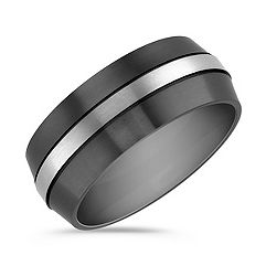 Titanium Comfort Fit Ring (9mm)