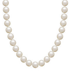 7mm Cultured Akoya Pearl Necklace (18 in.)