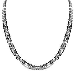 Sterling Silver Necklace (18 in.)