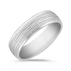 Platinum Wedding Band (7mm)