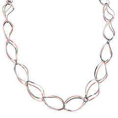 Sterling Silver Necklace (22 in.)