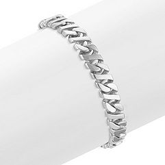 Stainless Steel Bracelet (8 in.)
