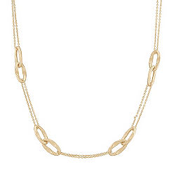 14k Yellow Gold Necklace (18 in.)