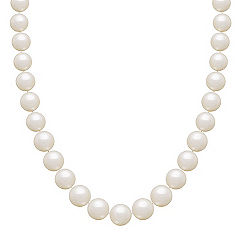 6-8mm Graduated Cultured Akoya Pearl Strand (18'')
