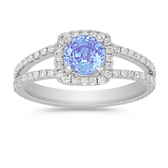 Ruby & Sapphire Fashion Jewelry
