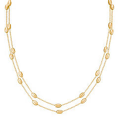 Yellow Sterling Silver
