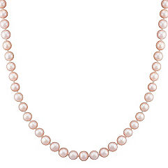6mm Pink Cultured Freshwater Pearl Strand (30 in.)