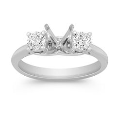Three-Stone Ring Style