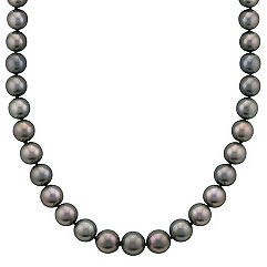 8-11mm Graduated Cultured Tahitian Pearl Strand (18)