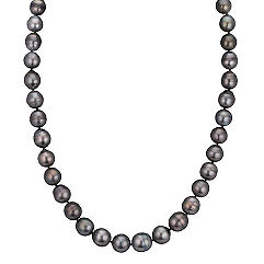 9-12mm Graduated Cultured Tahitian Pearl Strand (23 in.)