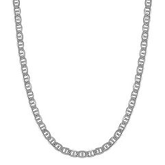 Sterling Silver Mariner Necklace (24)