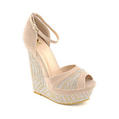 Womens 093 Platform Wedge