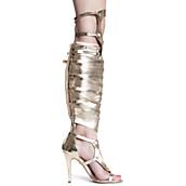Breckelle's Women's Gladiator Heel Diva-33. PreviousNext