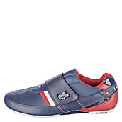468a7e19383a Lacoste Protected BST US SPM Men s Navy Casual Sneakers