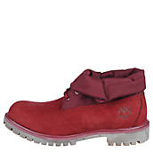 timberland roll top red
