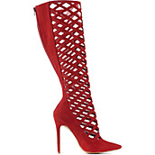 Shoe Republic LA Women's Hailey Gladiator Heel. PreviousNext
