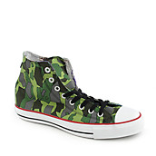 Mens All Star Camo Hi
