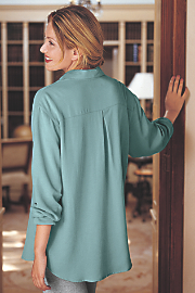 Tencel Big Shirt