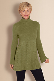 Michelle Sweater - SOFT OLIVE