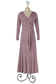 East Coast Dress - Purple