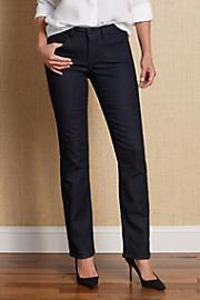 Not Your Daughter's Jeans Women's Marilyn (Straight Leg) Jean - DARK DENIM