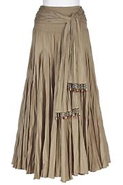 Tall Capistrano Skirt - Brown