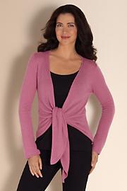 Women's Nadine Cashmere Sweater - Pink
