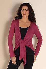 Women's Nadine Cashmere Sweater - BLUSH HEATHER
