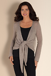 Women's Nadine Cashmere Sweater - OATMEAL