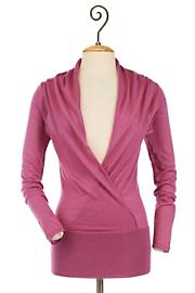 Antigua Sweater - Purple