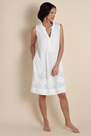 Women's Giselle Gown - WHITE