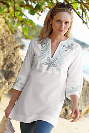 Petites Sea Treasures Tunic