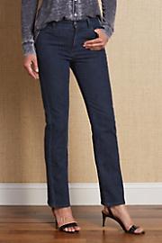 Women's Classic Jeans - DENIM BLUE