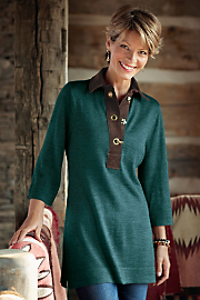 Chatsworth Tunic