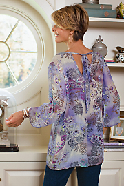 Perfect Paisley Top